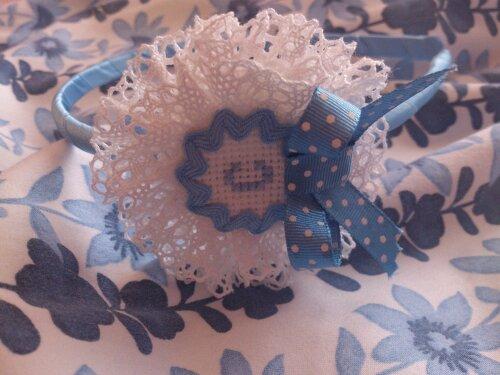 Diademas para niñas hechas a mano - Imagui